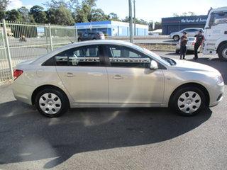 2011 Holden Cruze JH CD Syracuse 6 Speed Automatic Sedan.