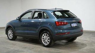 2016 Audi Q3 8U MY16 TFSI S Tronic Blue 6 Speed Sports Automatic Dual Clutch Wagon.