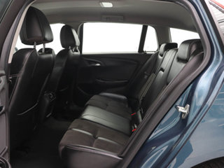 2014 Holden Commodore VF SV6 Blue 6 Speed Automatic Sportswagon