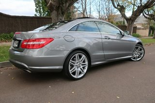 2011 Mercedes-Benz E-Class C207 E500 7G-Tronic Elegance Grey 7 Speed Sports Automatic Coupe.