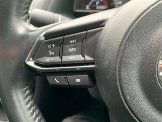 2017 Mazda 3 BN Series Maxx Silver Sports Automatic Sedan