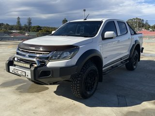 2017 Holden Colorado RG MY17 LS Pickup Crew Cab White 6 Speed Manual Utility