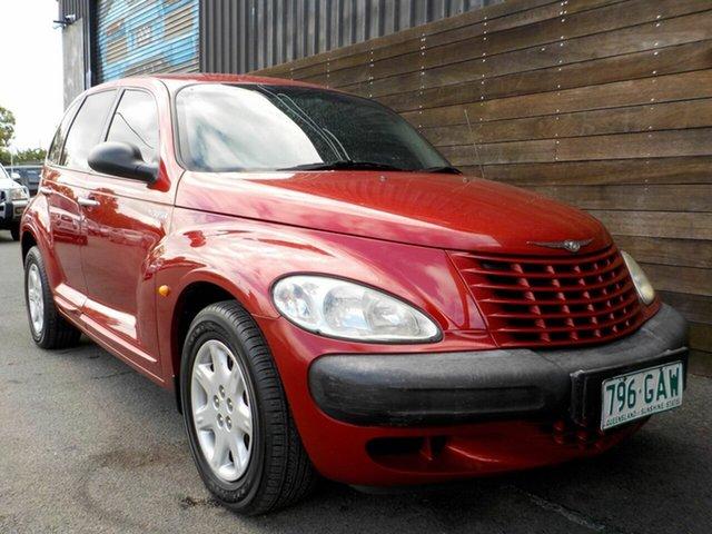 Used Chrysler PT Cruiser PT Classic Labrador, 2001 Chrysler PT Cruiser PT Classic Red 5 Speed Manual Wagon
