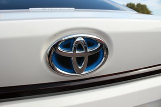 2019 Toyota Corolla ZWE211R Ascent Sport E-CVT Hybrid Glacier White 10 Speed 1 SP AUTOMATIC Sedan
