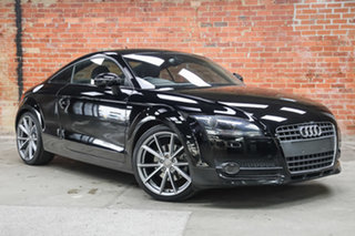 2006 Audi TT 8J S Tronic 6 Speed Sports Automatic Dual Clutch Coupe.