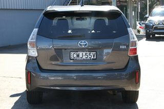 2013 Toyota Prius v ZVW40R Hybrid Graphite Continuous Variable Wagon