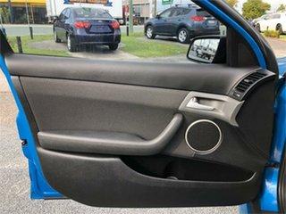 2012 Holden Commodore VE II SV6 Blue 6 Speed Sports Automatic Sedan