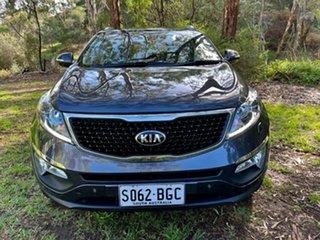 2015 Kia Sportage SL MY15 Platinum AWD Dark Gun Metal/charc 6 Speed Sports Automatic Wagon