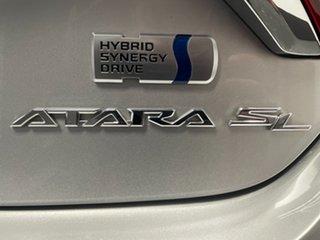 2015 Toyota Camry AVV50R Atara SL Classic Silver 1 Speed Constant Variable Sedan Hybrid