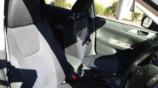 2008 Subaru Impreza MY09 RX (AWD) Silver 4 Speed Automatic Hatchback
