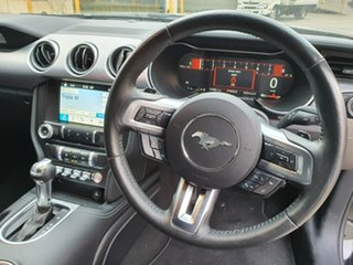 2019 Ford Mustang FN 2019MY GT Black 10 Speed Sports Automatic Fastback