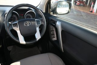 2016 Toyota Landcruiser Prado GDJ150R GXL Grey 6 Speed Sports Automatic SUV