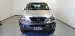 2009 Kia Sorento BL MY08 EX-L Silver 5 Speed Sports Automatic Wagon