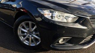 2013 Mazda 6 GJ1031 Touring SKYACTIV-Drive Black 6 Speed Sports Automatic Sedan.