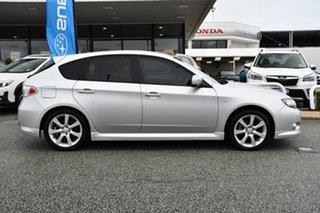 2009 Subaru Impreza G3 MY09 RS AWD Spark Silver 4 Speed Sports Automatic Hatchback