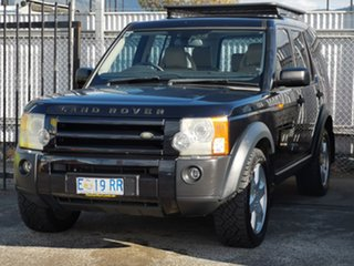 2006 Land Rover Discovery 3 SE Blue 6 Speed Sports Automatic Wagon