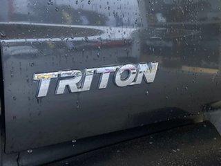 2011 Mitsubishi Triton GLX-R Grey Manual Dual Cab Utility