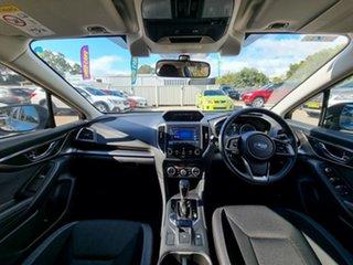 2017 Subaru Impreza G5 MY17 2.0i Premium CVT AWD Blue 7 Speed Constant Variable Hatchback