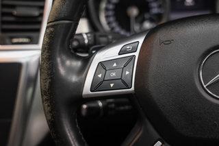 2014 Mercedes-Benz M-Class W166 MY805 ML250 BlueTEC 7G-Tronic + Black 7 Speed Sports Automatic Wagon
