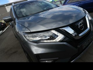 2018 Nissan X-Trail T32 Series 2 TI (4WD) Grey Continuous Variable Wagon