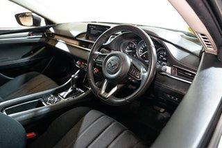2018 Mazda 6 GL1031 Sport SKYACTIV-Drive White 6 Speed Sports Automatic Sedan