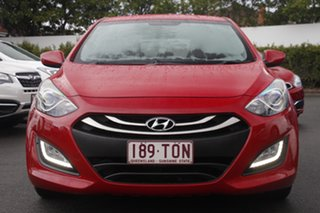 2013 Hyundai i30 GD SE Coupe Red 6 Speed Sports Automatic Hatchback.