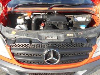 2012 Mercedes-Benz Sprinter 906 MY12 313CDI SWB White 7 Speed Automatic Van