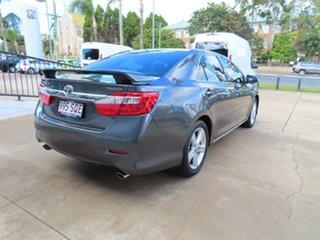 2012 Toyota Aurion GSV40R 09 UPGRA Touring SE Grey 6 Speed Auto Sequential Sedan.