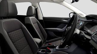 2021 Volkswagen T-Cross C1 85TSI Style Pure White 7 Speed Semi Auto SUV