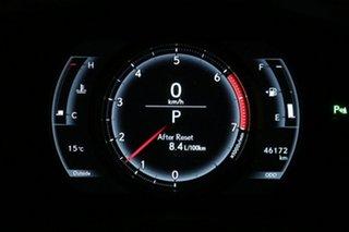 2018 Lexus IS300 ASE30R F Sport Silver 8 Speed Automatic Sedan