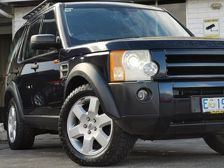 2006 Land Rover Discovery 3 SE Blue 6 Speed Sports Automatic Wagon.