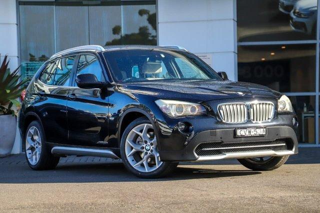 Used BMW X1 E84 xDrive23d Steptronic Sutherland, 2010 BMW X1 E84 xDrive23d Steptronic Black 6 Speed Sports Automatic Wagon