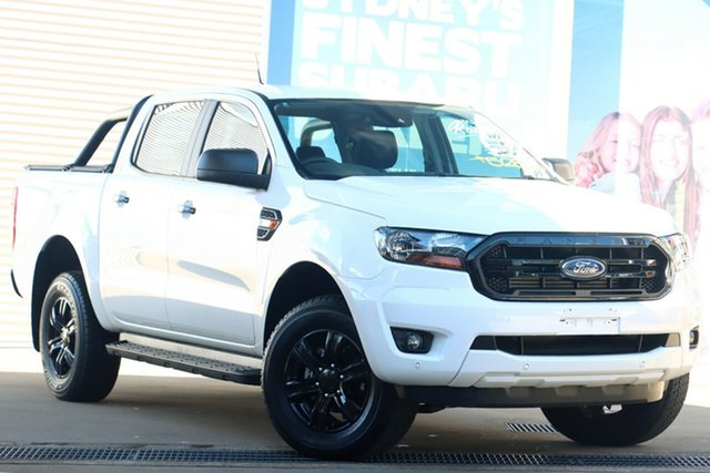 Used Ford Ranger PK MkIII MY19.75 XLS 3.2 Sport (4x4) Rosebery, 2020 Ford Ranger PK MkIII MY19.75 XLS 3.2 Sport (4x4) White Automatic Dual Cab Pick-up