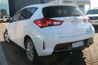 2014 Toyota Corolla ZRE182R Ascent Sport S-CVT Super White 7 Speed Constant Variable Hatchback.