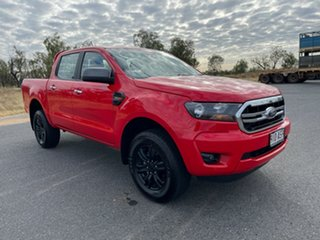 2021 Ford Ranger PX MkIII 2021.25MY XLS True Red 6 Speed Sports Automatic Double Cab Pick Up.