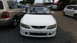 2003 Holden Commodore VY S White 5 Speed Manual Utility.