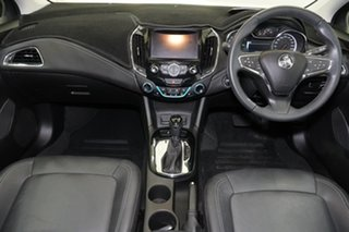 2017 Holden Astra BL MY18 LTZ White 6 Speed Sports Automatic Sedan
