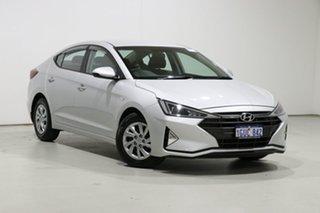 2019 Hyundai Elantra AD.2 MY19 Go Silver 6 Speed Automatic Sedan.