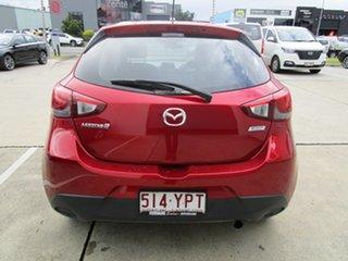 2018 Mazda 2 DJ2HAA Neo SKYACTIV-Drive Red 6 Speed Sports Automatic Hatchback