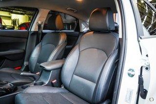 2018 Kia Cerato BD MY19 Sport+ White 6 Speed Sports Automatic Sedan