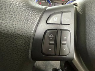 2014 Suzuki S-Cross JY GL Silky Silver 5 Speed Manual Hatchback