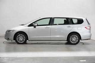 2010 Honda Odyssey 4th Gen MY10 Silver 5 Speed Sports Automatic Wagon.