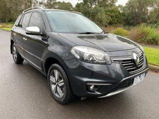 2013 Renault Koleos H45 Phase II Bose Special Edition Grey Constant Variable Wagon.