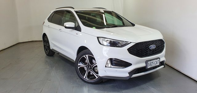Used Ford Endura CA 2019MY ST-Line Elizabeth, 2019 Ford Endura CA 2019MY ST-Line White 8 Speed Sports Automatic Wagon