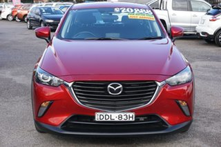 2015 Mazda CX-3 DK2W7A Maxx SKYACTIV-Drive 6 Speed Sports Automatic Wagon.