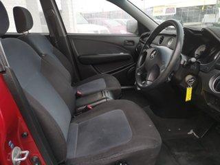 2005 Mitsubishi Outlander ZF LS Maroon 4 Speed Sports Automatic Wagon.
