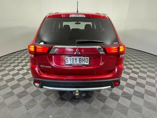2015 Mitsubishi Outlander ZK MY16 LS 4WD Red Metallic 6 Speed Constant Variable Wagon