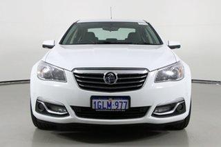 2017 Holden Calais VF II MY17 White 6 Speed Automatic Sedan.