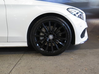 2016 Mercedes-Benz C300 205 MY16 White 7 Speed Automatic Coupe