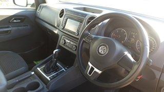 2013 Volkswagen Amarok 2H MY12.5 TDI420 Highline (4x4) White 8 Speed Automatic Dual Cab Utility